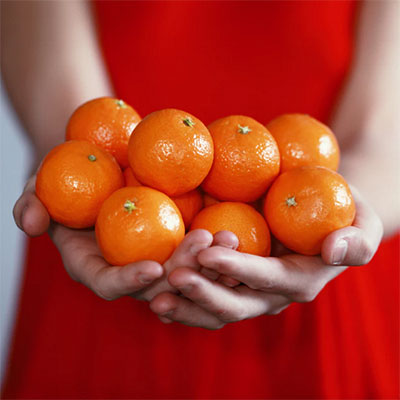 Oranges: good source of luteolin