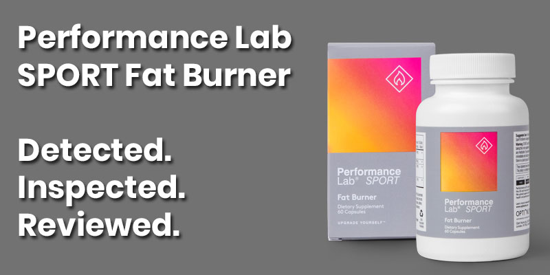 Our Performance Lab SPORT Fat Burner review title card