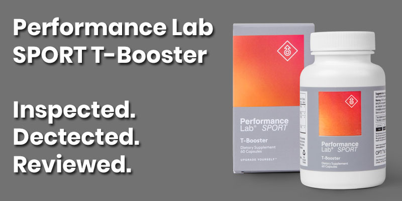Our Performance Lab SPORT T-Booster review