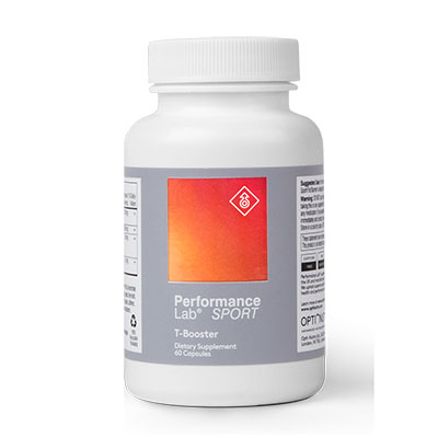 1 Bottle of Performance Lab SPORT T-Booster