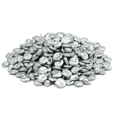 pellets of zinc