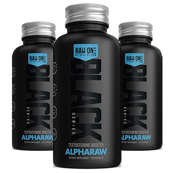 3 Bottles of ALPHARAW