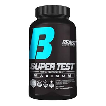 1 Bottle of BEAST Super Test Maximum