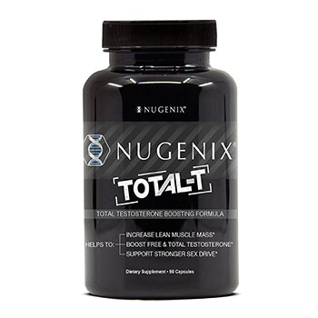 One bottle of Nugenix TOTAL-T