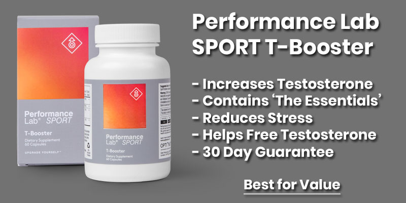 Performance Lab Sport T-Booster