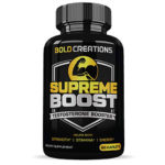 1 Bottle of Bold Creations Supreme Boost