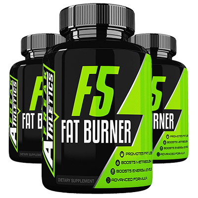 F5 Fat Burner Bottles
