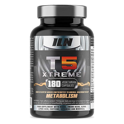 T5 Xtreme Fat Burner Bottle