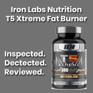 T5 Xtreme Fat Burner Review