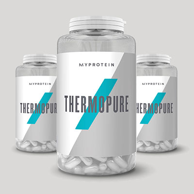 Bottles of Thermopure