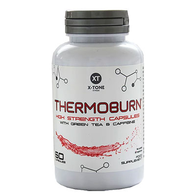 X-Tone Thermoburn Bottle from UK