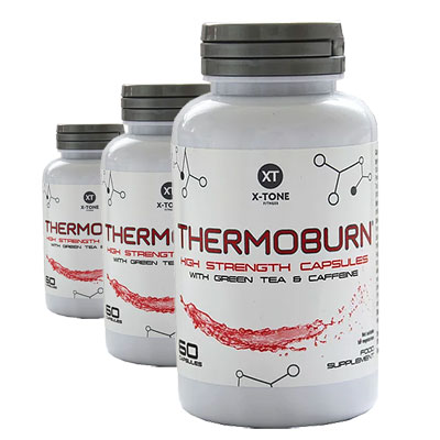 X-Tone Thermoburn Ingredients