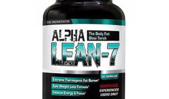 Alpha Lean 7 Review