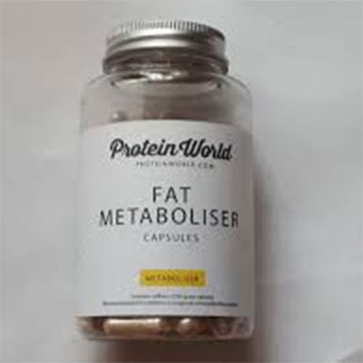 Protein World Fat Metaboliser 90 Capsules Review