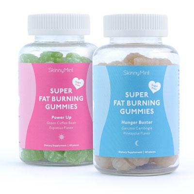 SkinnyMint Gummies Review