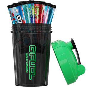 G Fuel UK Starter Kit