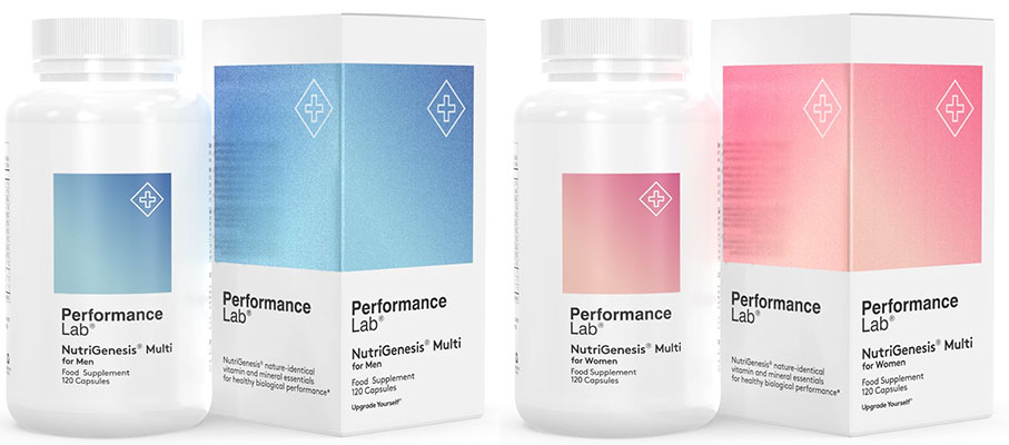 Performance Lab NutriGenesis Mutli
